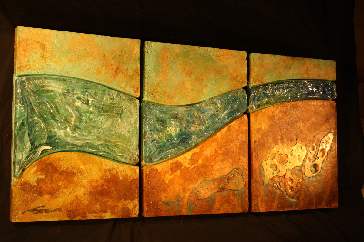 Wall Panels   Chris St. Jeor